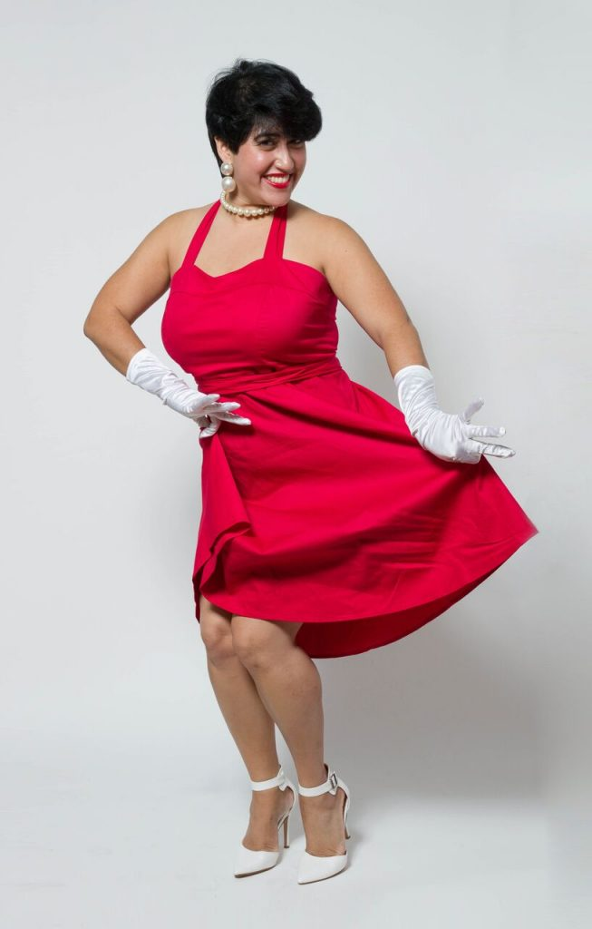 CHANNELING YOUR INNER PIN UP GIRL WITH YOUR OWN PERSONAL